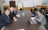 Развиваем сотрудничество с коллегами из Таджикистана