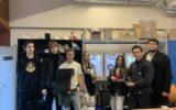 Экскурсия студентов на аддитивное производство